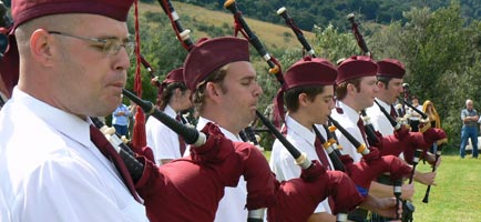 Fort Nottingham Highland Gathering