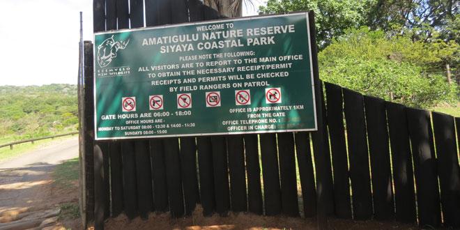 Amatigulu Nature Reserve