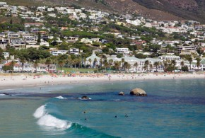 The Beaches of Camps Bay
