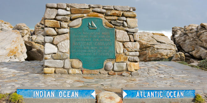Cape Agulhas is known for many things …