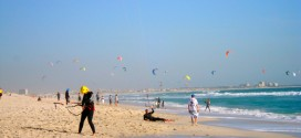 Kitesurfing Season in Cape Town