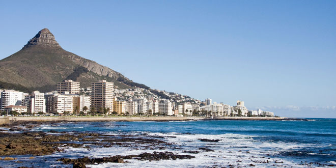 Exploring Sea Point